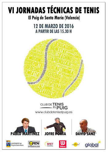 VI Jornadas de Tenis